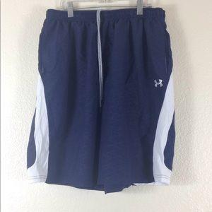 Men's Under Armour Athletic Workout Shorts XL.